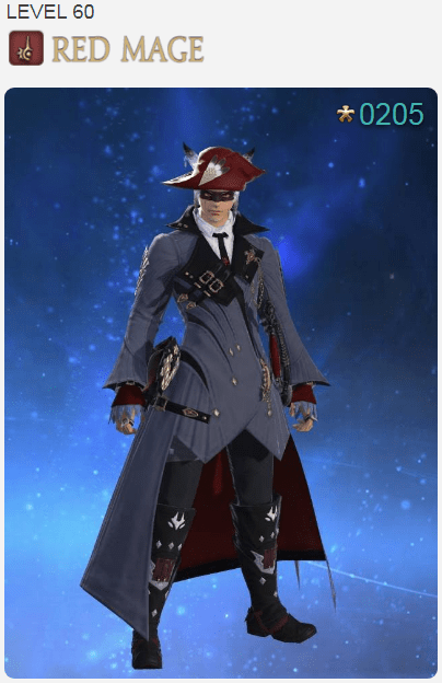 FFXIV: Level 60 Redmage - Sir Vincent III