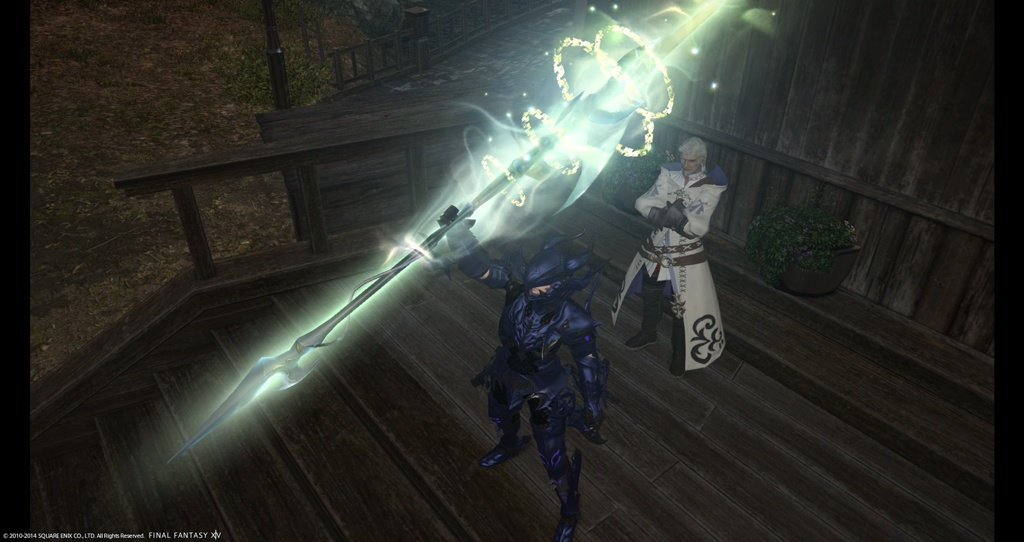 FFXIV: Spears of the Dragoon - Sir Vincent III